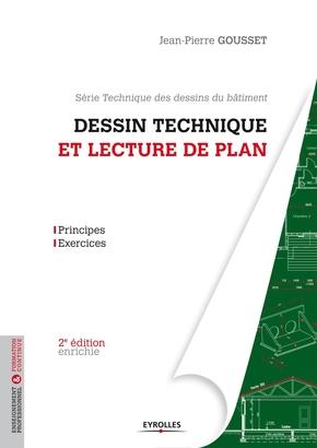 J.-P.Gousset- Dessin technique et lecture de plan