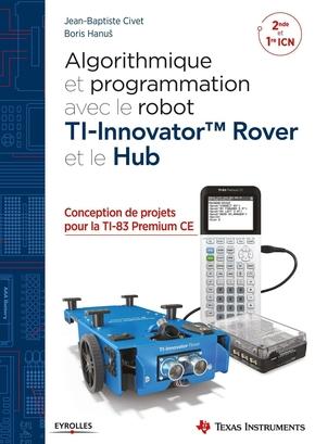 J.-B.Civet, B.Hanuš- Algorithmique et programmation avec le robot TI-Innovator TM Rover et le Hub