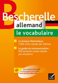 Bescherelle - Allemand - Le vocabulaire