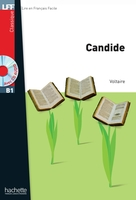 Lff b1 : candide + cd audio mp3