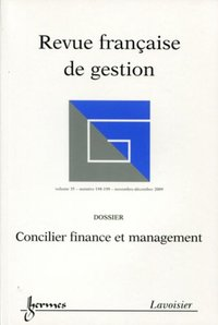 Concilier finance et management