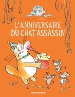 Le chat assassin - Tome 4