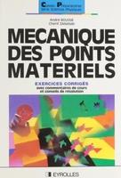 - Mecanique des points materiels