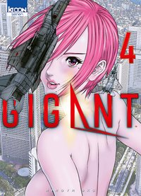 Gigant - Tome 4