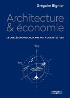 G.Bignier - Architecture et économie