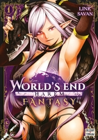 World's end harem fantasy - Tome 1