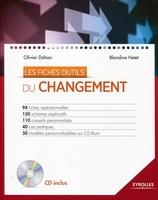 Hetet, Blandine; Dahan, Olivier - Les fiches outils du changement