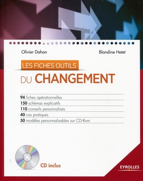 Hetet, Blandine; Dahan, Olivier- Les fiches outils du changement