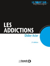 Les addictions 2ed
