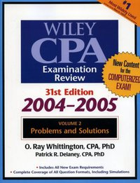 Wiley CPA Examination Review, Volume 2