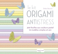 Le kit origami antistress