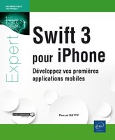 Swift 3 pour iPhone