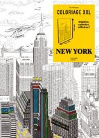 Coloriages XXL : New York