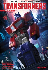 Transformers - Tome 1