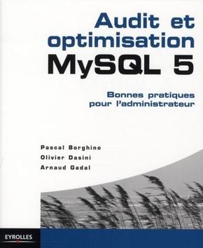 Pascal Borghino, Olivier Dasini, Arnaud Gadal- Audit et optimisation mysql 5