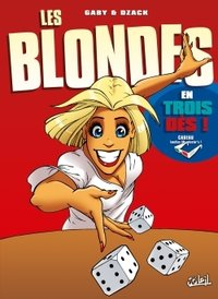 Les blondes best of 3d - Tome 4