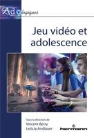 Jeu video et adolescence