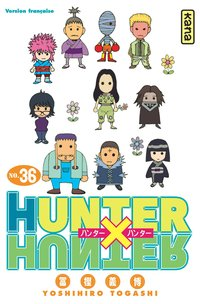 Hunter X Hunter - Tome 36