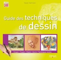 Hazel Harrison - Guide des techniques de dessin