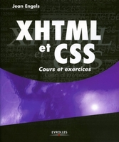 J.Engels - Xhtml et css. cours et exercices