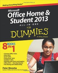 Microsoft office home et student edition 2013 all-in-one for dummies