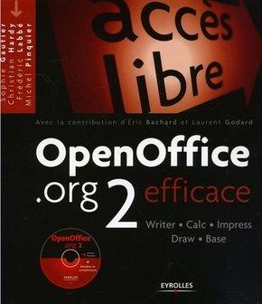 S.Gautier, C.Hardy, F.Labbé, M.Pinquier- OpenOffice.org 2 efficace