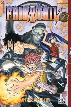 Fairy Tail - Volume 23