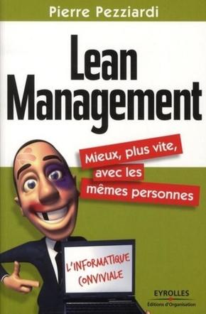 Pierre Pezziardi- Lean management