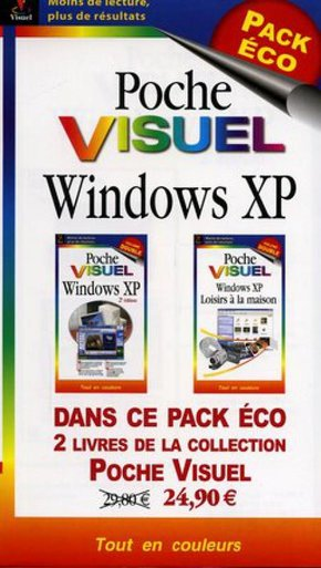 Pack éco Poche Visuel Windows XP