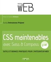 Kaelig Deloumeau-Prigent - CSS maintenables avec Sass et Compass