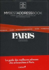 Paris : My best address book