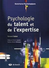 Psychologie du talent et de l'expertise