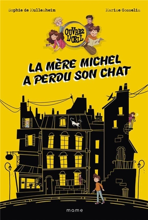 La mère michel a perdu son chat