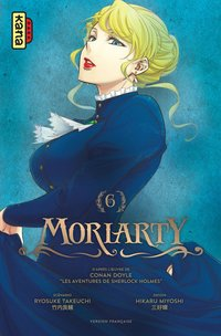 Moriarty - Tome 6