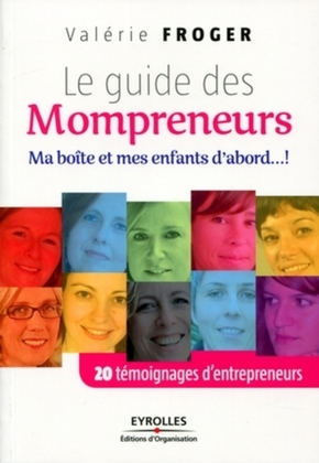 Le guide des mompreneurs