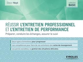 D.Noyé- Réussir l'entretien professionnel et l'entretien de performance
