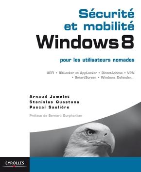 Jumelet, Arnaud; Quastana, Stanislas- Sécurité et mobilité windows 8