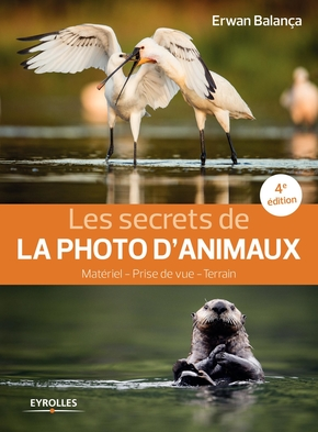 E.Balança- Les secrets de la photo d'animaux