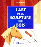 Ian Norbury - Art de la sculpture bois