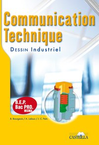 Communication technique - Dessin industriel