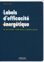 Pascale Maes - Labels d'efficacité énergétique