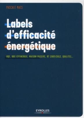 Pascale Maes- Labels d'efficacité énergétique
