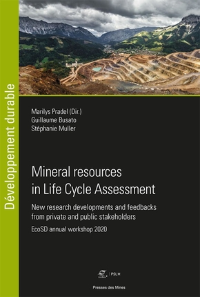 Mineral resources in Life Cycle Assessment