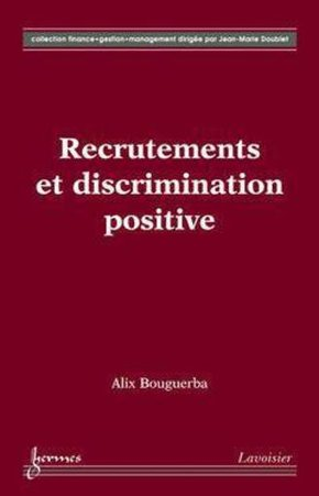 Recrutements et discrimination positive