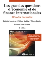 Les grandes questions d'économie et finance internationales