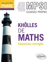 Khôlles de Maths - MPSI
