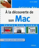 Mathieu Lavant - À la découverte de son mac
