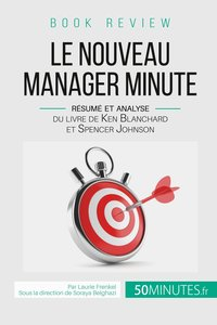 Book review : le nouveau manager minute