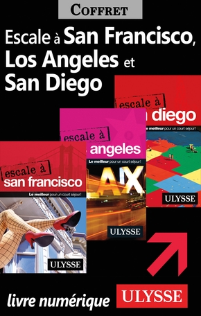Escale à san francisco, los angeles et san diego