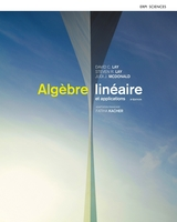 Algebre lineaire et applications 5e ed. + monlab xl